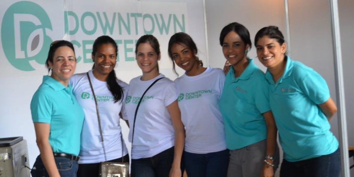 Downtown Center con feria de empleos