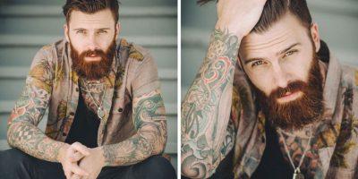 El encanto de una barba bien cuidada