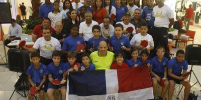 ATM celebra el Día Internacional del Tenis de Mesa