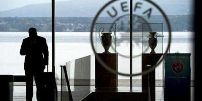Policía Suiza registra sede de la Uefa