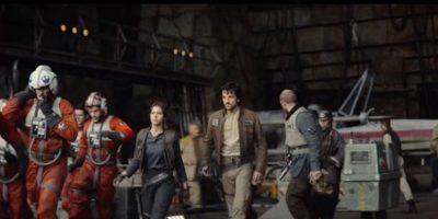 Participa el actor mexicano Diego Luna Foto:Star Wars