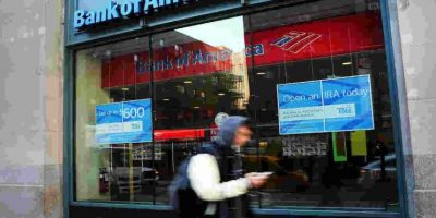 Los bancos dan empleo a millones de personas. Foto:Getty Images