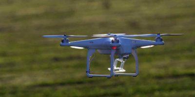 Los drones son vehículos aéreos no tripulados. Foto:Getty Images