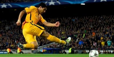 Luis Suárez Foto: Getty Images