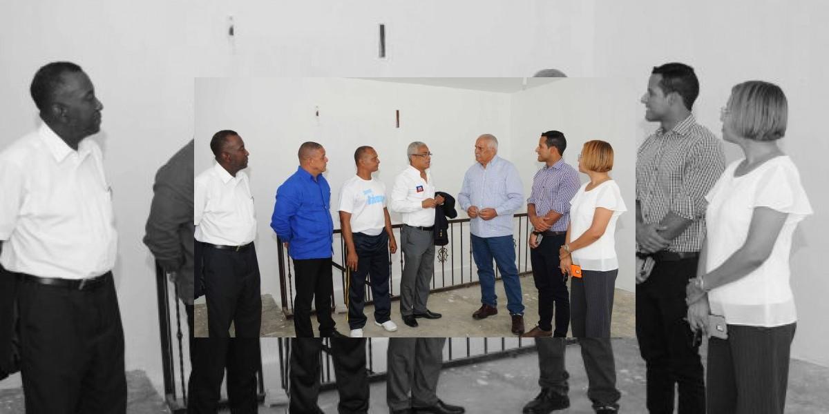 Inicia reuniones con dirigentes haitianos para Festival de Frontera 2016
