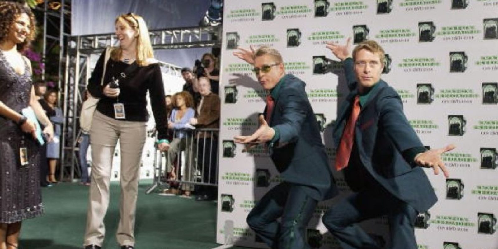 Fueron interpretados por dos expertos en artes marciales. Foto:vía Getty Images