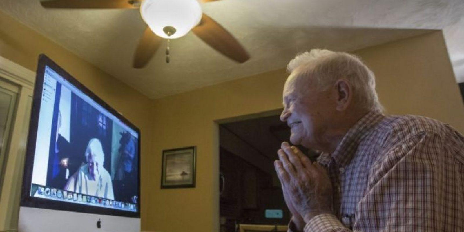 Historias de amor en épocas de guerra Foto:AP
