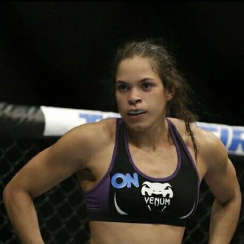 Amanda tiene un récord de 12 victorias y cuatro derrotas Foto:Vía twitter.com/Amanda_Leoa