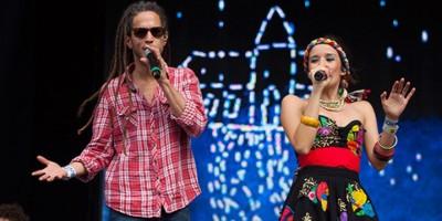 """Ya está disponible el videoclip de """"Nuestra canción"""" con Vicente García y Monsieur Periné"""