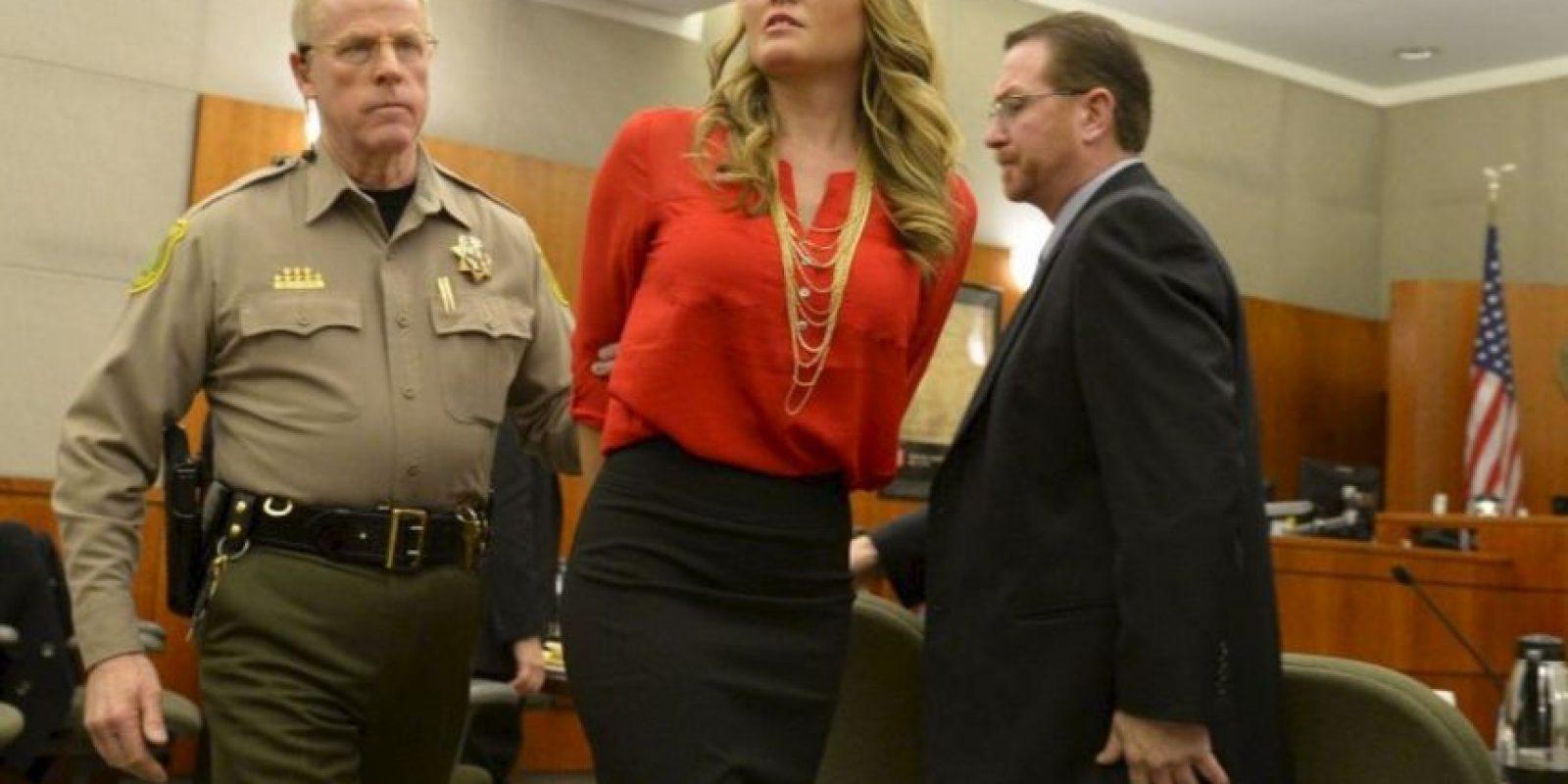 Incluso le escribió una carta al juez Thomas Kay. Foto: AP