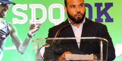 Doré Vicioso, Director General de Sporter Marketing Deportivo. Foto:Fuente externa