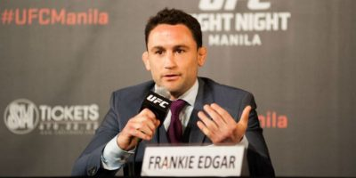 Frankie Edgar Foto: Getty Images