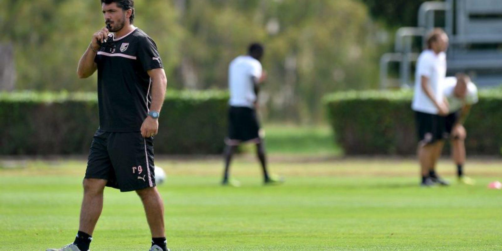 Es entrenador desde 2012 Foto:Getty ImagesGetty Images