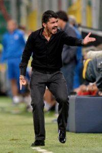 Gennaro Gattuso no pierde el temperamento Foto:Getty Images