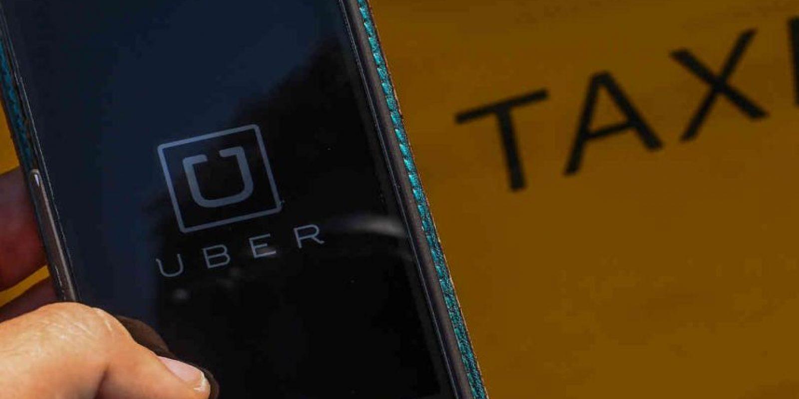En casi todo el mundo, el gremio de taxistas les ha atacado. Foto:Getty Images