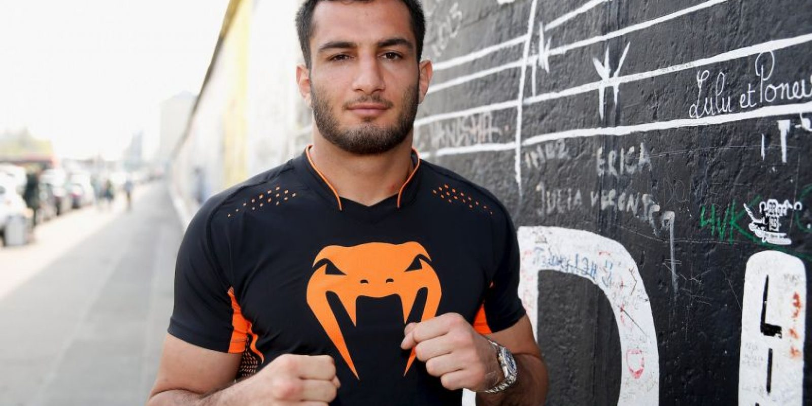 Gegard Mousasi Foto: Getty Images