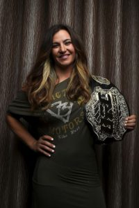 Miesha Tate Foto: Getty Images