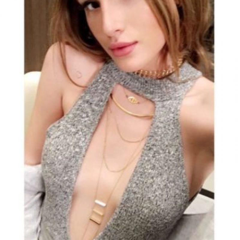 Bella Thorne Foto:Vía Instagram/@bellathorne