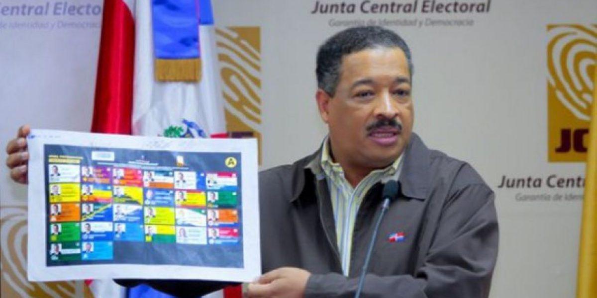 JCE inicia entrega de las boletas educativas a partidos y organizaciones
