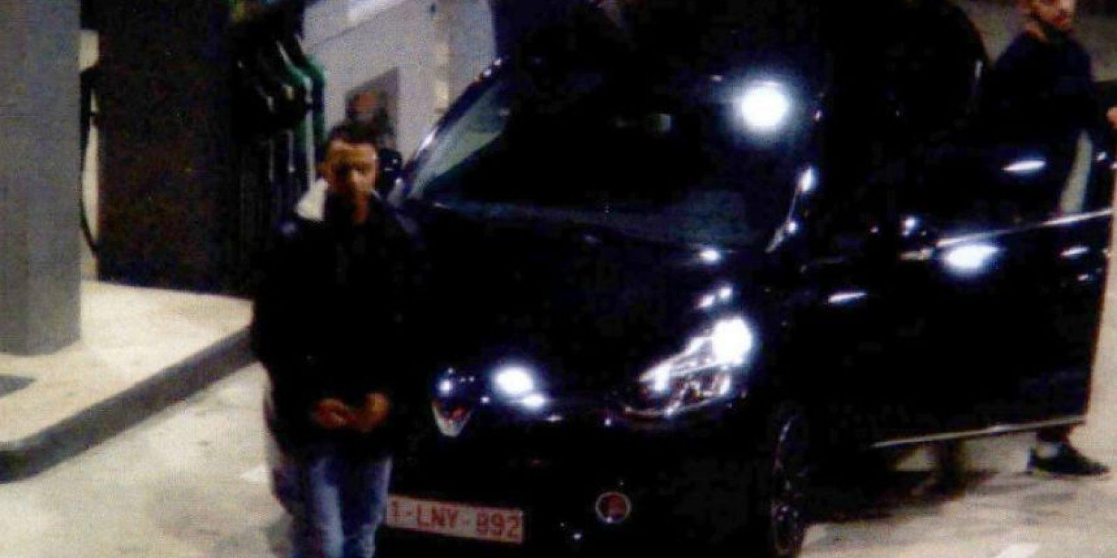 Mientras que su complice Mohamed Abrini fue detenido el 8 de abril. Foto:AFP