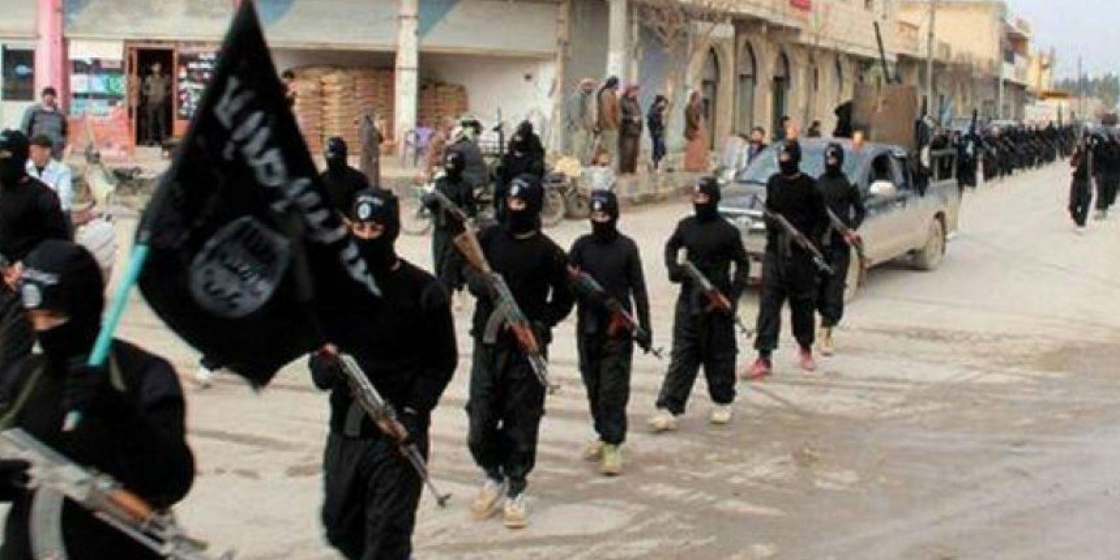 Este grupo terrorista insurgente está formado por radicales fieles a Abu Bakr al-Baghdadi. Foto:AP
