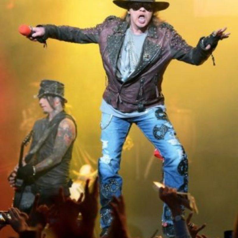 10.- Está colocado como uno de los mejores vocalistas de metal de todos los tiempos en varios medios de comunicación como The Rolling Stone, Hit Parader y Runner Records. Foto:Getty Images