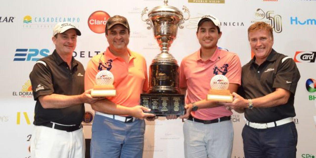 José Contreras y Juan Contreras ganan el Charles T. Manatt Ambassador's  Cup 2016