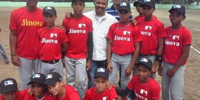 Inauguran Torneo de Béisbol Infantil Escolar