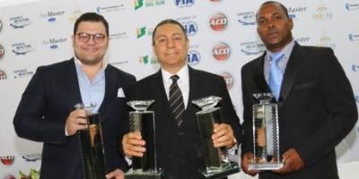 'Sarraff Racing Team' se lleva cuatro trofeos en la premiación Automovilismo 2015
