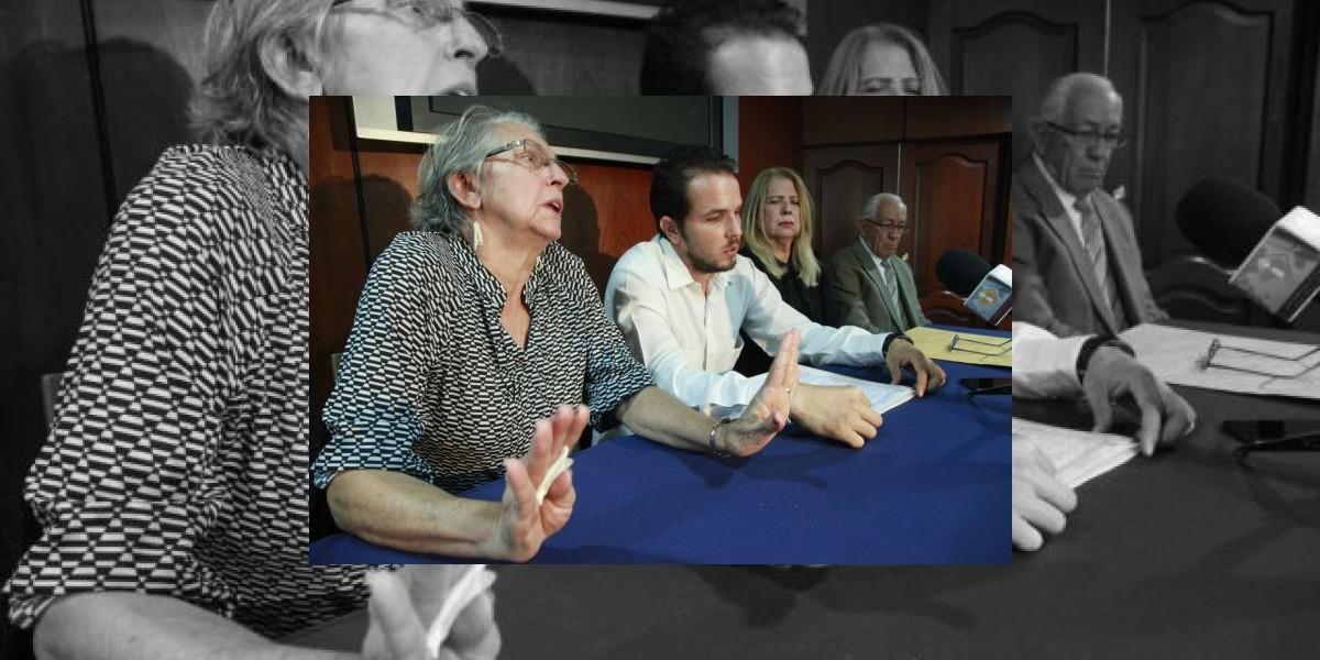 Colegio abogados ofrece asistencia legal a familia de Claudio Caamaño