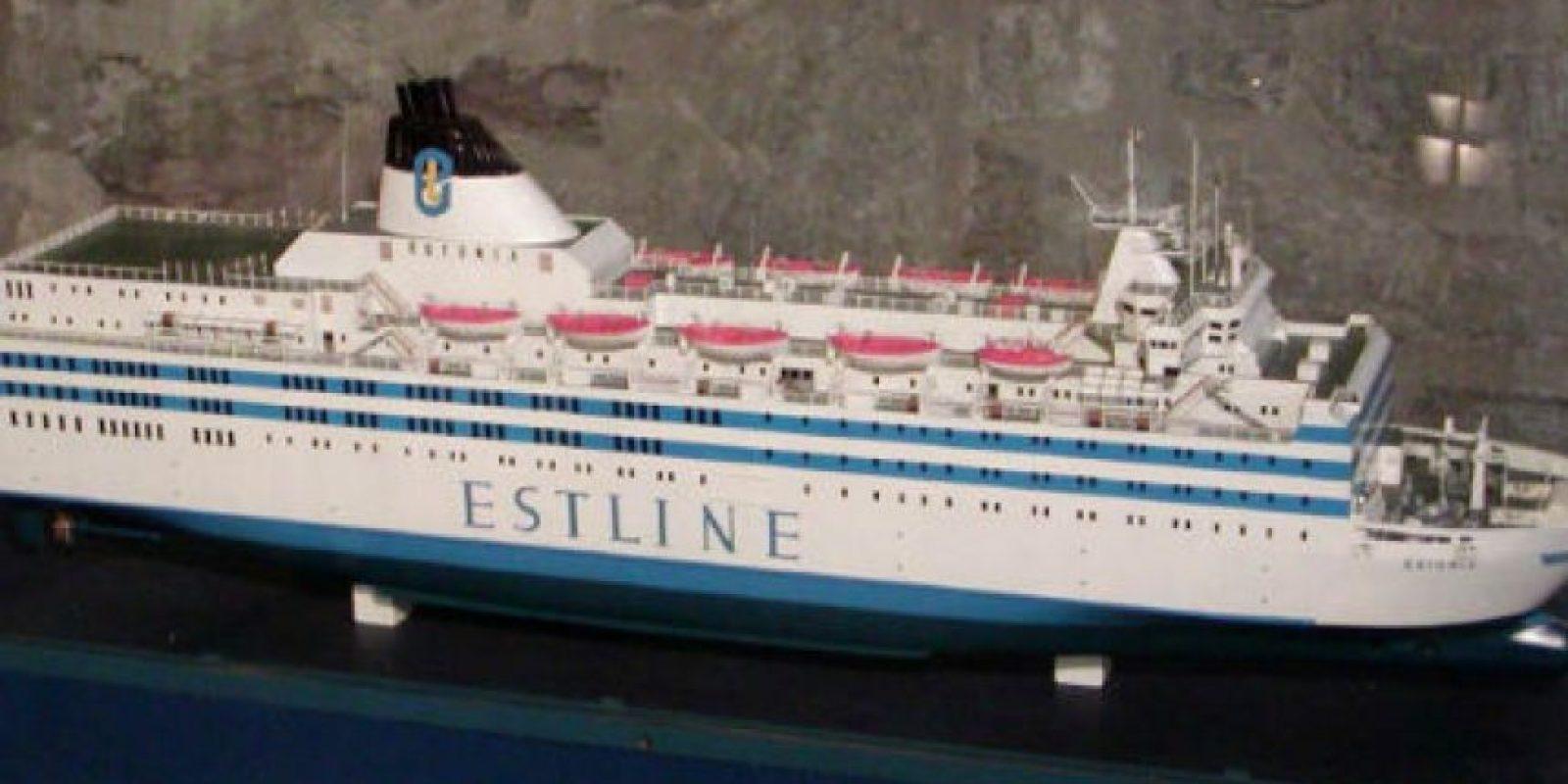 Estonia. Un ferry que el 27 de septiembre de 1994, se hundio junto la vida de más de 900 personas. Foto:Wikiped