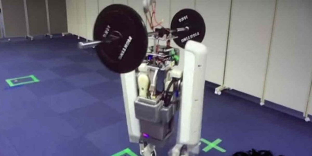 Google presenta su nuevo robot mientras evoca al Barcelona