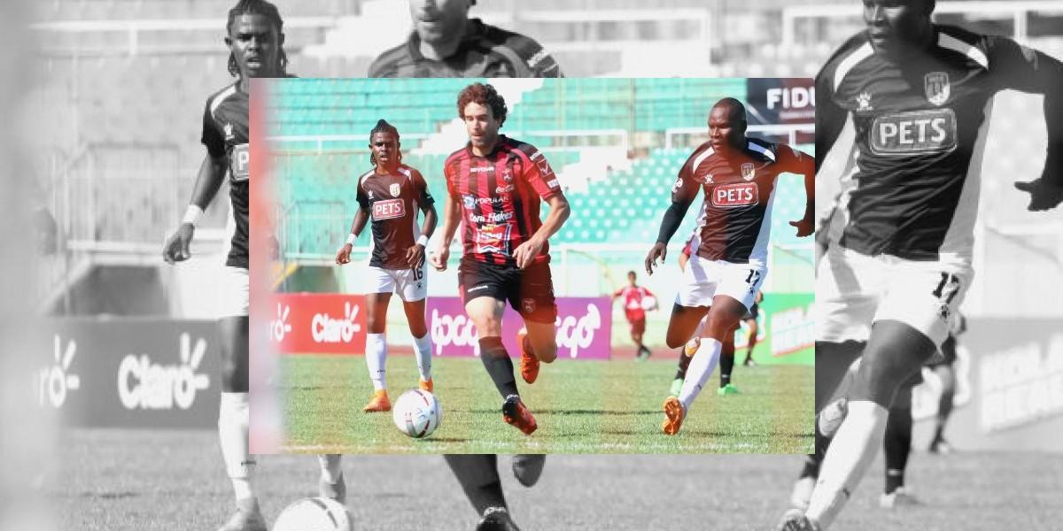 El Cubano Jorge Luis Clavelo debuta con Bauger FC