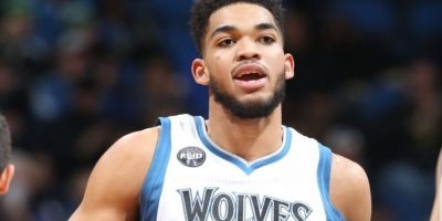 Karl-Anthony Towns Foto: Archivo