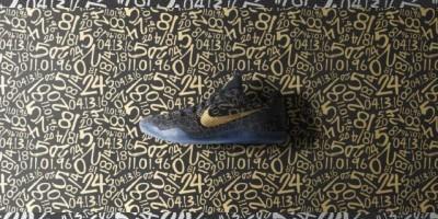 Nike lanzará zapatillas especiales basadas en el jugador Kobe Bryant