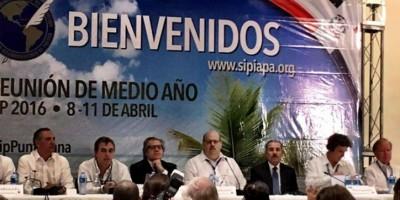 La SIP destaca cambios positivos en RD, Argentina, Cuba y Paraguay