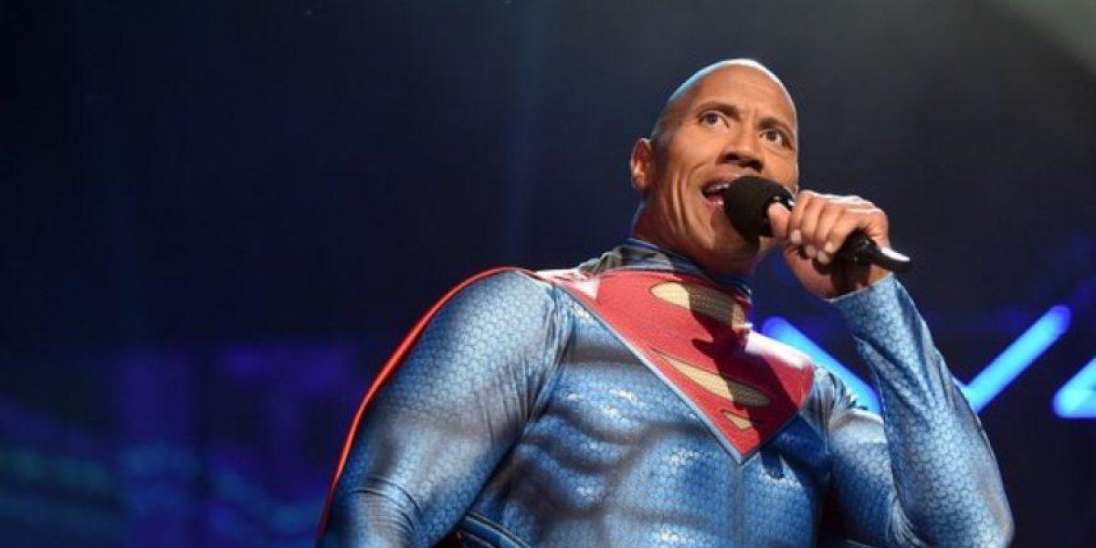 Traje de Superman resaltó los atributos de