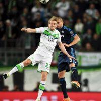 Los alemanes llevan una ventaja de dos goles Foto:Getty Images
