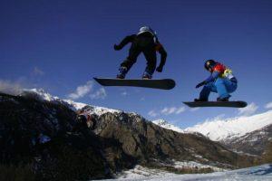 Lo que deben saber antes de practicar snowboard Foto:Getty Images