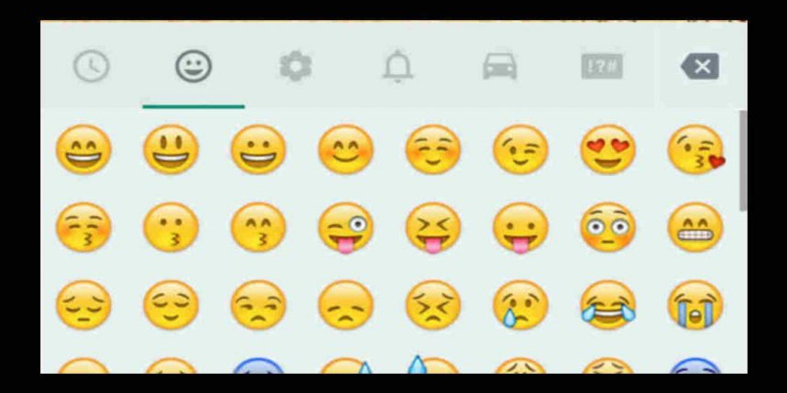 Los emojis fueron creados por el japonés Shigetaka Kurita. Foto:Tumblr