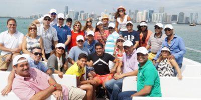 Banreservas y MasterCard llevan a sus clientes al Miami Open 2016