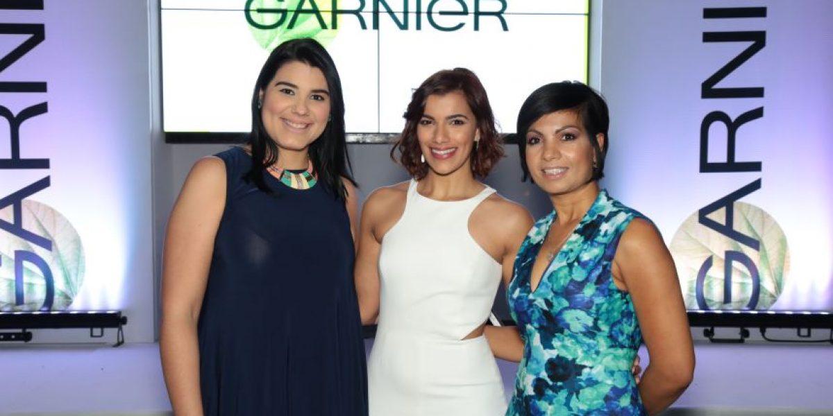 Nashla Bogaert es la nueva imagen de Garnier Nutrisse