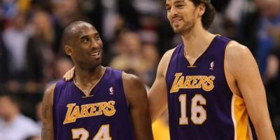 Las emotivas palabras de Pau Gasol en la despedida de Kobe Bryant