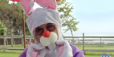 Robert Downey Jr. se vistió de conejo por esta razón