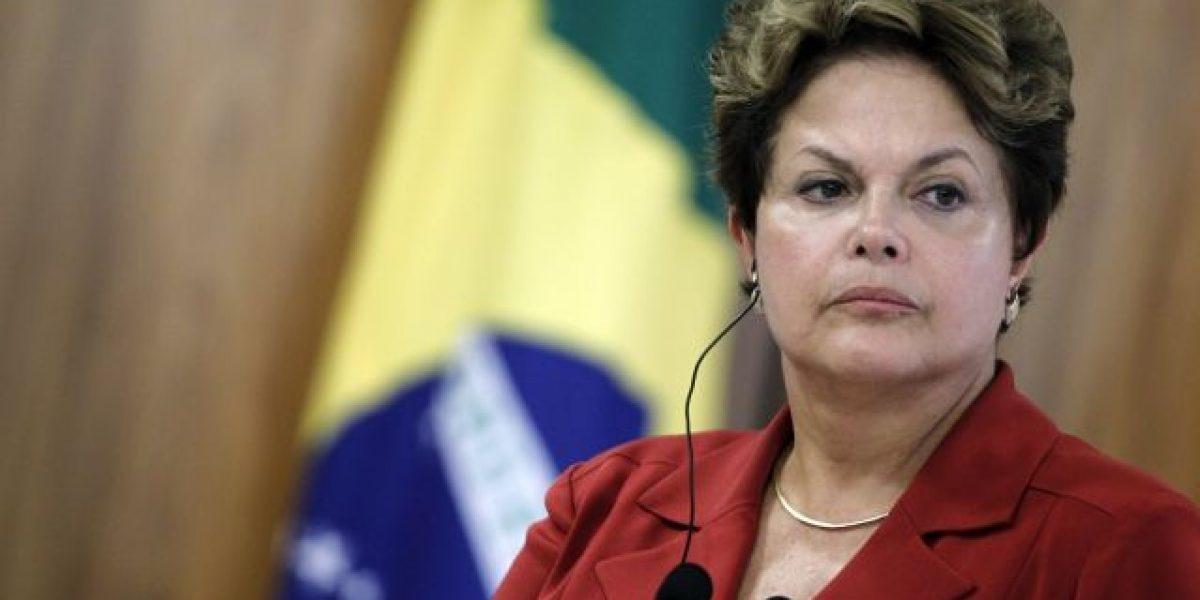 Dilma Rousseff ante una prueba de fuego para salvar su cargo