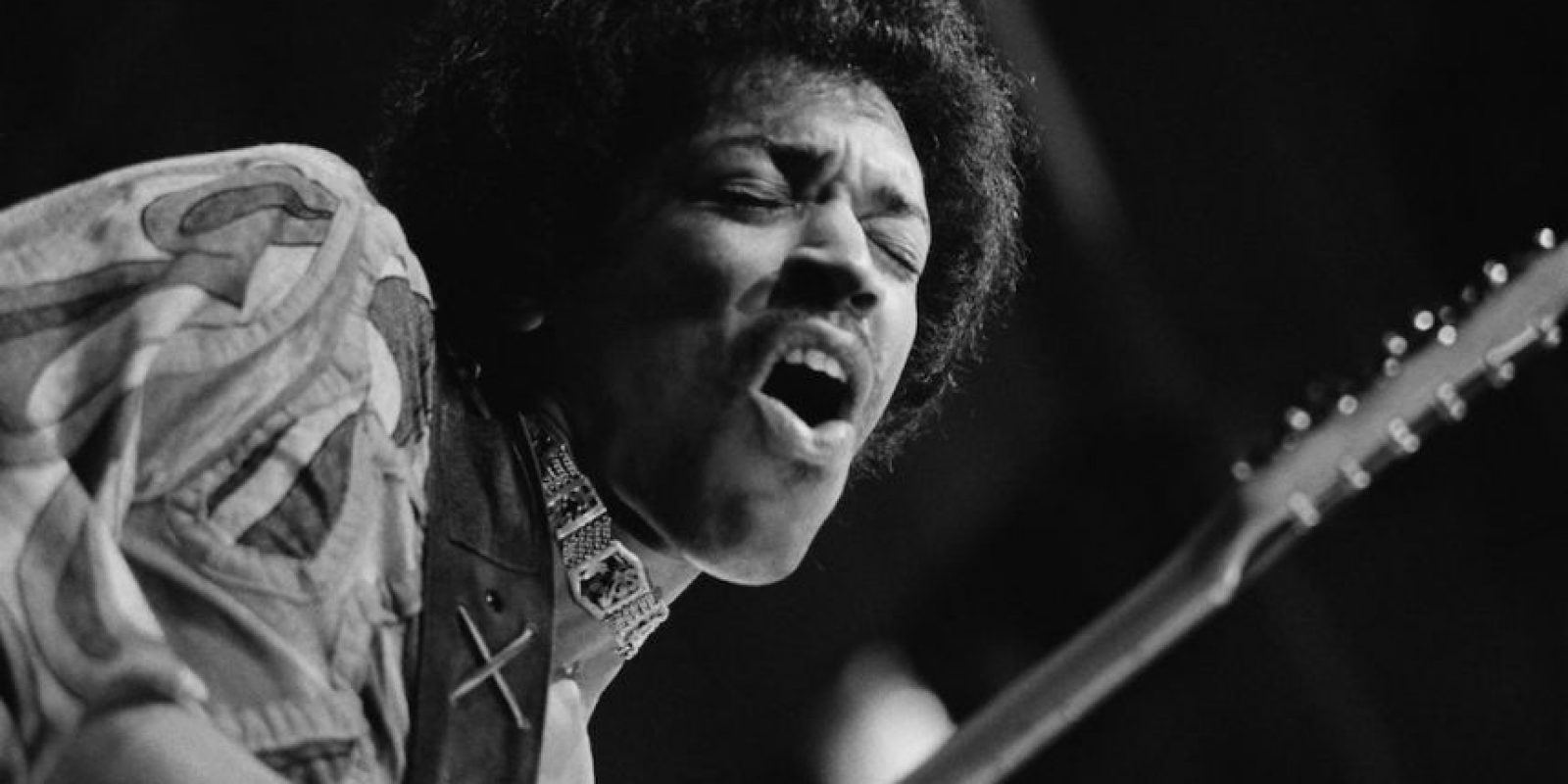Jimmy Hendrix Foto: Getty Images