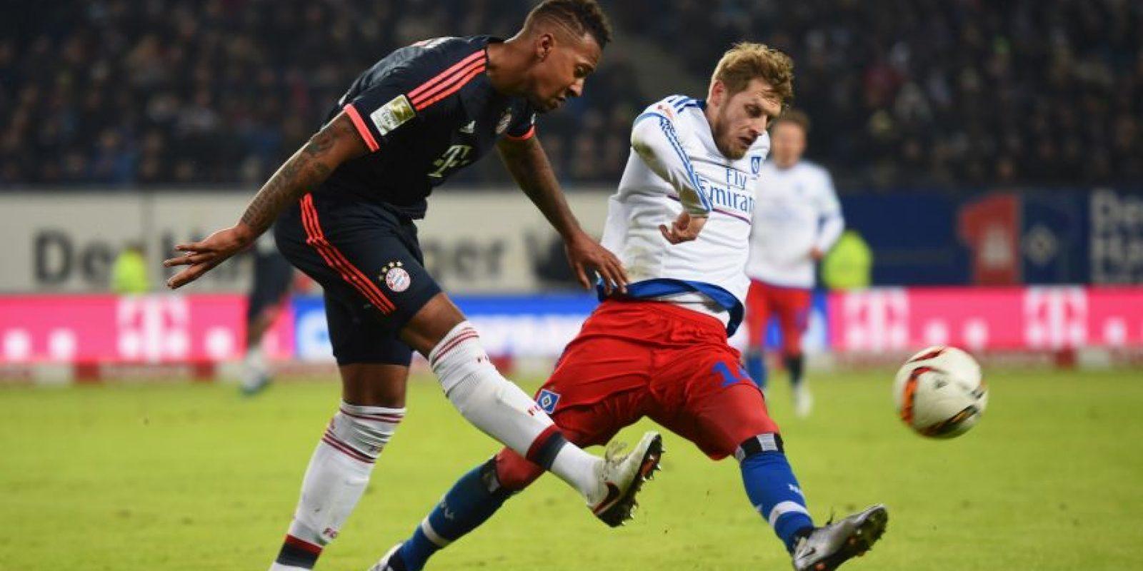 Jerome Boateng (Bayern Múnich) Foto:Getty Images