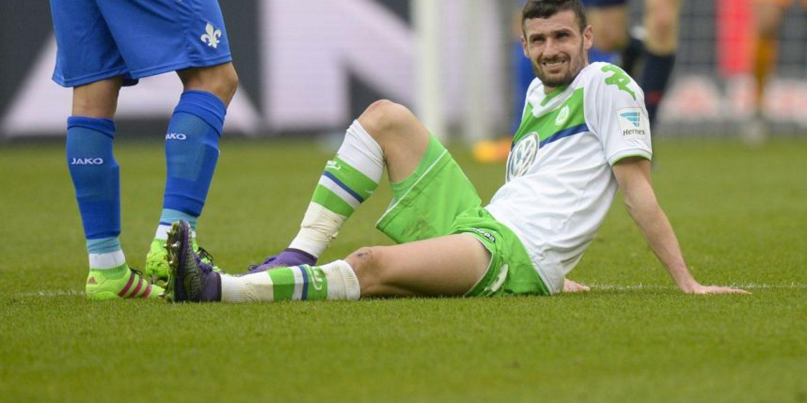 Daniel Caligiuri (Wolfsburgo) Foto:Getty Images