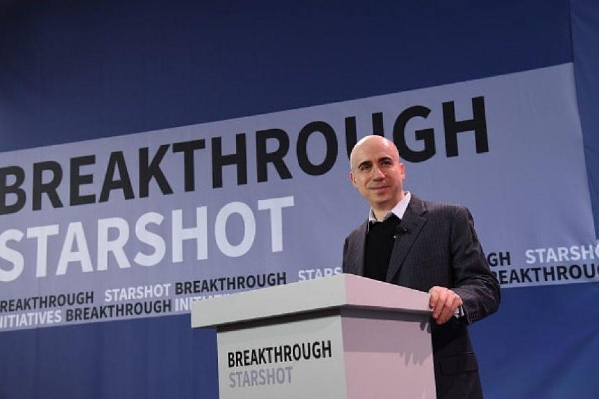 En la iniciativa participan el millonario ruso Yuri Milner Foto:AFP