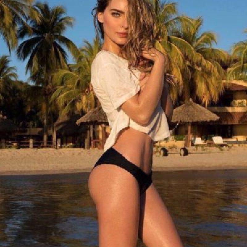 Con estos bikinis Belinda conquista a sus seguidores en Instagram Foto:Vía Instagram/@belindapop